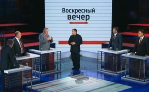 Вечер с владимиром соловьевым 23 10 2014