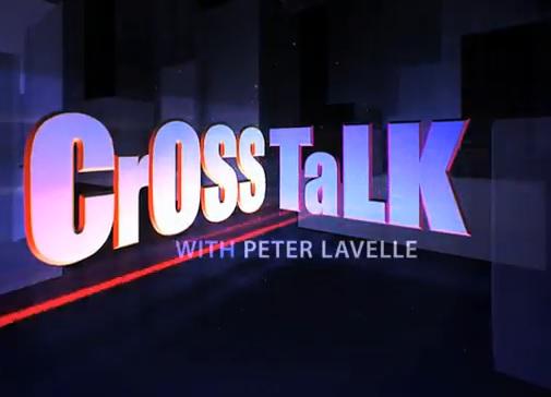 CrossTalk. Агрессивная пропаганда